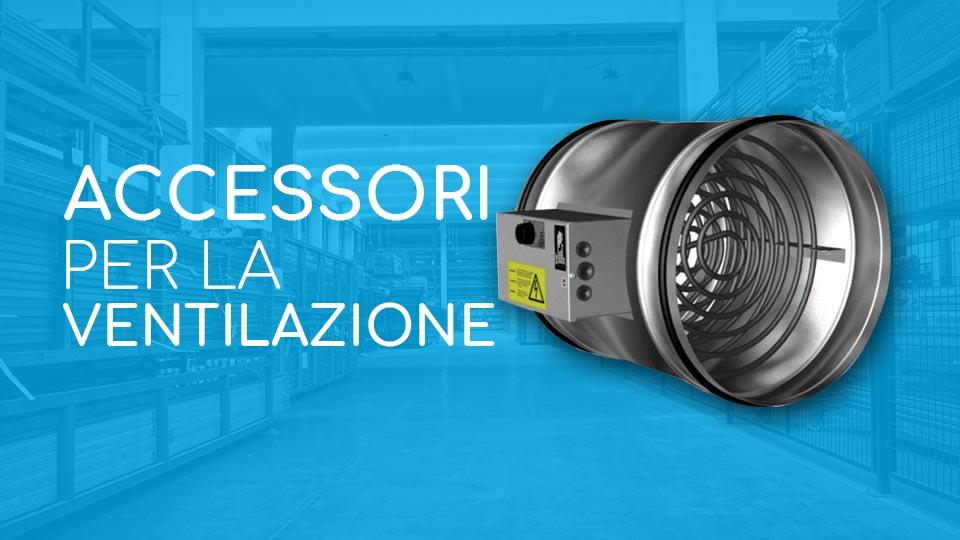 Accessori per ventilazione