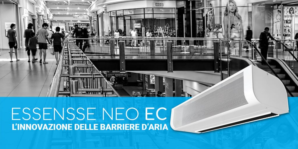 Barriera d'aria Essensse Neo EC
