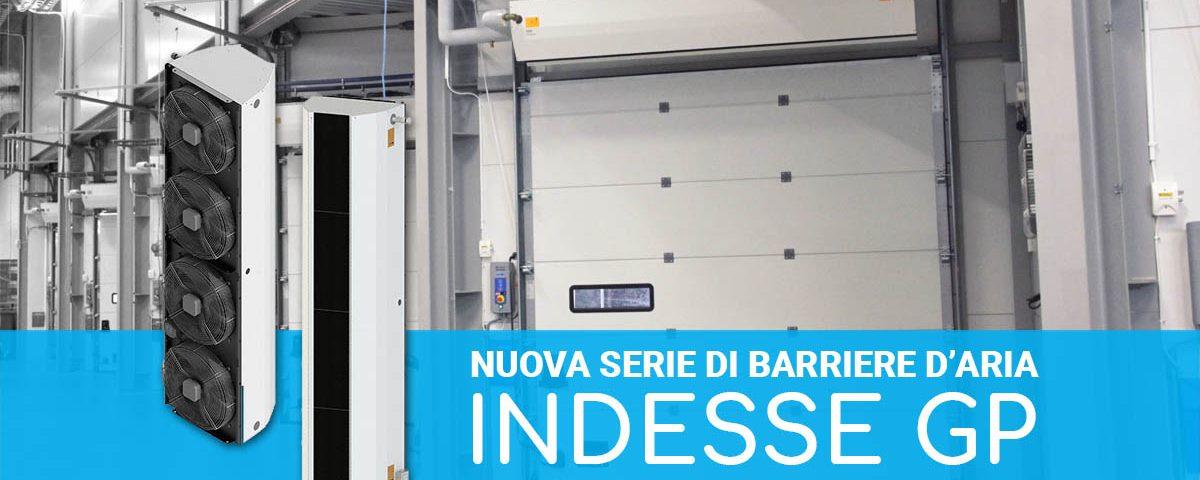 Nuova serie Indesse GP