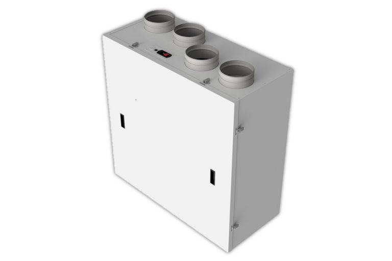 Unità ventilanti canalizzate UVC-V