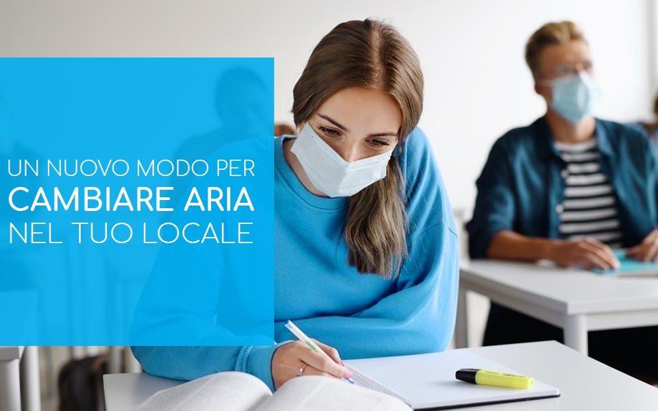 Un nuovo modo per cambiare aria nel tuo locale