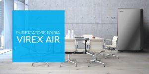 Purificatori aria virex air
